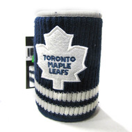 TORONTO MAPLE LEAFS  NHL WOOL KOOZIE - BEVERAGE INSULATOR
