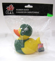 SASKATCHEWAN ROUGHRIDERS CFL BATHTUB RUBBER DUCK