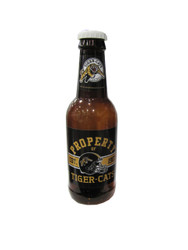 HAMILTON TIGER CATS - CFL FOOTBALL - BOTTLE COIN BANK