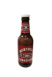 MONTREAL CANADIENS - NHL HOCKEY - BOTTLE COIN BANK