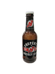 NEW JERSEY DEVILS - NHL HOCKEY - BOTTLE COIN BANK