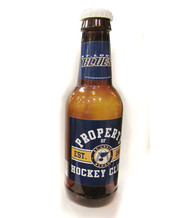 ST. LOUIS BLUES - NHL HOCKEY - BOTTLE COIN BANK