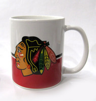 CHICAGO BLACKHAWKS - NHL HOCKEY - COFFEE MUG