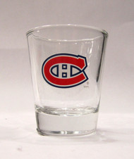 MONTREAL CANADIENS - NHL HOCKEY - SHOT GLASS