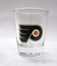 PHILADELPHIA FLYERS - NHL HOCKEY - SHOT GLASS