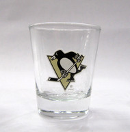 PITTSBURGH PENGUINS - NHL HOCKEY - SHOT GLASS