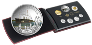 2016 SPECIAL EDITION SILVER DOLLAR PROOF SET 150TH ANNIVERSARY OF THE TRANSATLANTIC CABLE