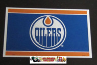 EDMONTON OILERS POLYESTER FLAG  - 3 X 5 FEET - INDOOR/OUTDOOR - BRAND NEW