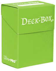 DECK BOX - LIME GREEN