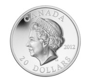 2012 $20 QUEEN DIAMOND JUBILEE - PORTRAIT IN ULTRA HIGH RELIEF