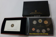 2005 7-COIN SPECIMEN SET - TUFTED PUFFIN LOONIE