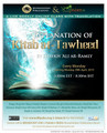 Weekly Online Class with Shaykh 'Ali ar-Ramly - Explanation of Kitab at-Tawheed of Imaam Muhammad ibn 'AbdulWahhab
