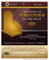 The Role of The Masjid & The Imaam In The West by Shaykh Abu 'Ammaar 'Ali al-Hudhayfee