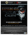 Exposing ISIS and The False Caliph by Shaykh Abu Ammaar 'Ali al-Hudhayfee