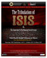 The Tribulation of ISIS and The Connection To The Khawaarij Past and Present by Shaykh Khalid 'Uthmaan al-Misree