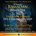The Sunni Guards His Companionship by Abu Iyaadh Amjad Rafiq