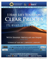 I Have Left You Upon Clear Proofs Its Night Is Like Its Day by Shaykh 'Abdullah an-Najmi