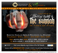 The Virtue of Holding Tightly To The Sunnah In Times of Fitan by Shaykh Khalid 'AbdurRahmaan al-Misree