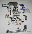 B16 B18 TURBO KIT WITH INTAKE