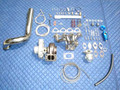 Integra B series Super V Band Turbo Kit