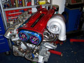 "NISSAN RB26 ""JAP SECRET TOP MOUNT"" GT45 Y2K EXTREME XS POWER TURBO KIT"
