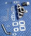 Nissan S13 S14 S15 SR20DET Top Mount Manifold