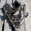 321 STAINLESS STEEL TOYOTA 1JZGTE TURBO MANIFOLD