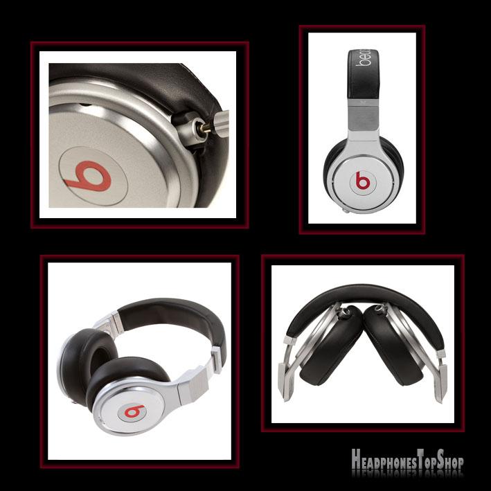 Monster Beats by Dr. Dre PRO Headphones Black