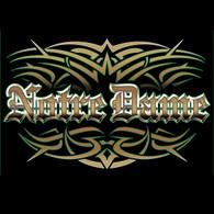 Notre Dame Tattoo T-shirt