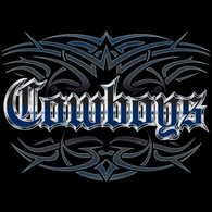 Cowboys Tattoo T-shirt