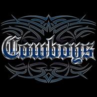 Cowboys Tattoo Hoodie