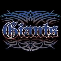 Giants Tattoo Hoodie - Blue