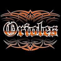Orioles Tattoo Hoodie