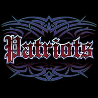 Patriots Tattoo Hoodie