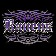 Ravens Tattoo Hoodie
