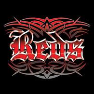 Reds Tattoo Hoodie