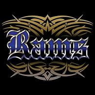 Rams Tattoo Hoodie