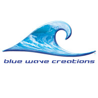 Blue Wave Creations™ T-shirt