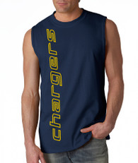 Chargers Sleeveless Vert Shirt™
