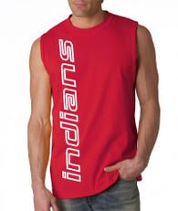 Indians Sleeveless Vert Shirt™