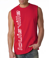 Louisville Sleeveless Vert Shirt™ T-shirt