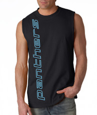 Panthers Sleeveless Vert Shirt™ T-shirt