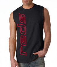 Reds Sleeveless Vert Shirt™