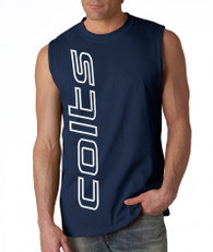 Colts Sleeveless Vert Shirt™