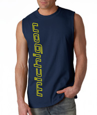 Michigan Sleeveless Vert Shirt™
