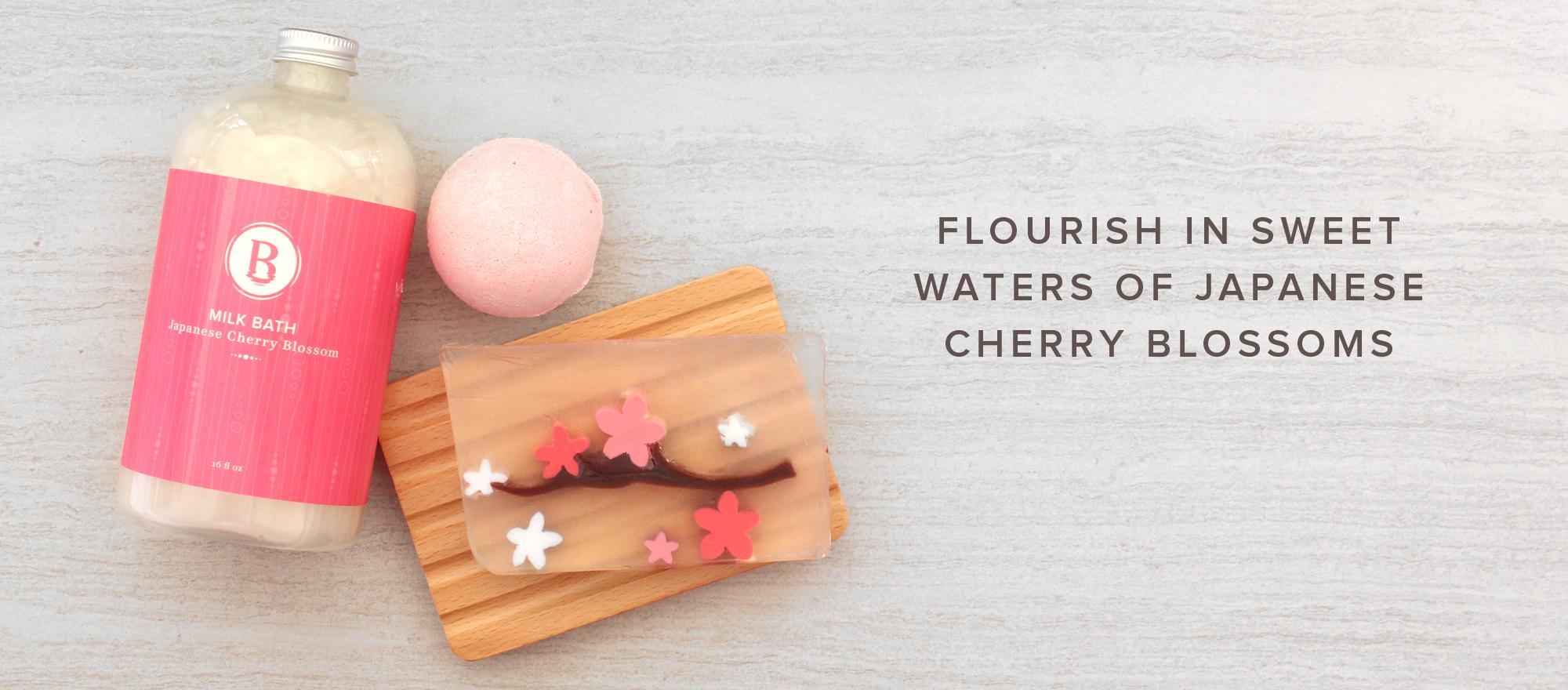 Japanese Cherry Blossom Fragrance