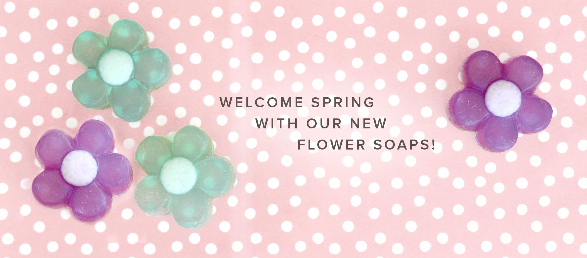 Flower Soaps