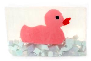 Fresh Cut Rubber Ducky Soap