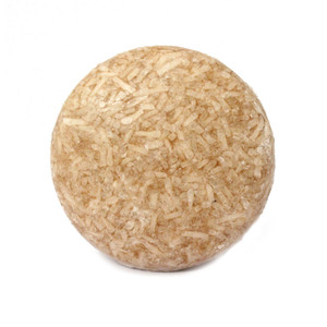 Oatmeal Honey Shampoo Bar (Basin White)