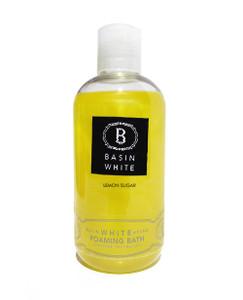 Lemon Sugar Foaming Bath (Basin White)